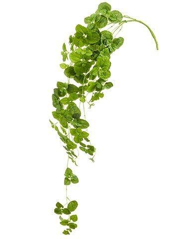 "49"" Mint Hanging SprayTwo Tone Green"
