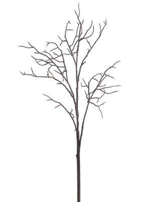 "46.5"" Twig SprayBrown"