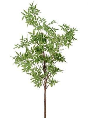 "79"" Pepperberry Tree BranchGreen"