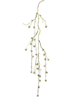 "37"" Pod Hanging Vine Green Gray"