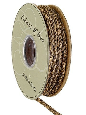 10 Yard Jute Cord Gray Brown