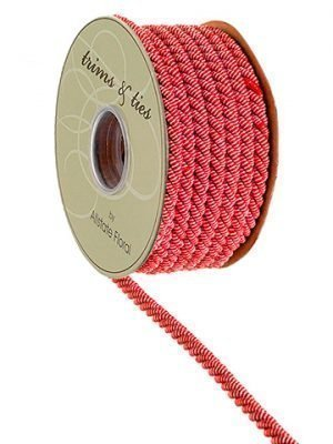 10yd Rope Red White