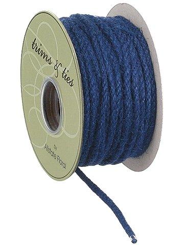 """.12""""W x 10yd Rope Blue"""