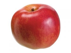 """3.9"""" Foam Weighted Apple Red"""