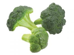 "5""H x 2.5""W Broccoli (3 ea/bag) Green"