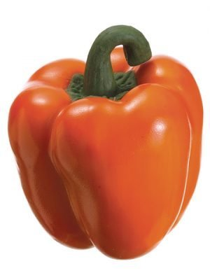 "3.5"" Weighted Bell Pepper Orange"