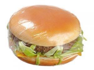 """3.75"""" Hamburger Brown Mixed"""