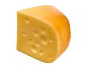"""3.5"""" Cheese Wedge Cream"""