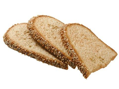 "6.5"" Sliced Bread (3 ea/bag) Natural"