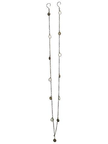 4' Watch Chain Garland Antique Bronze