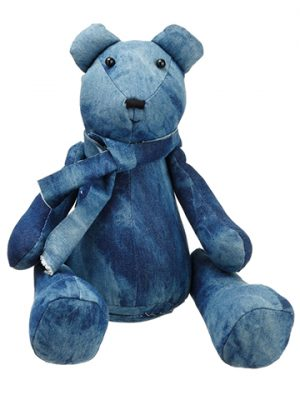 "11"" Teddy Bear Blue"
