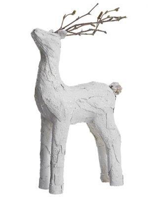 "12"" Reindeer White"