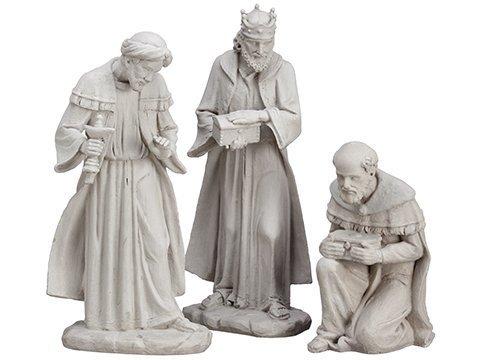 "10""-15"" Three King (3 ea/set) Gray"
