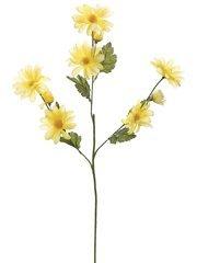 """23"""" Daisy Spray Yellow"""