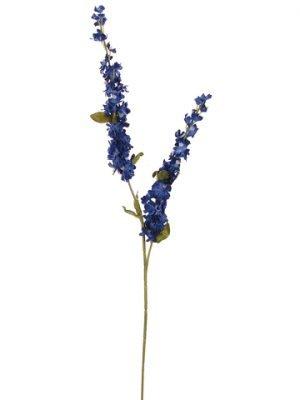 "24"" Prunus Spray x2 Baby Blue"