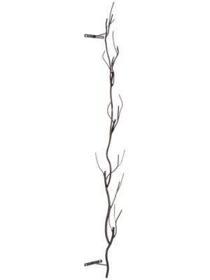"42"" Ornament Branch Antique Iron"