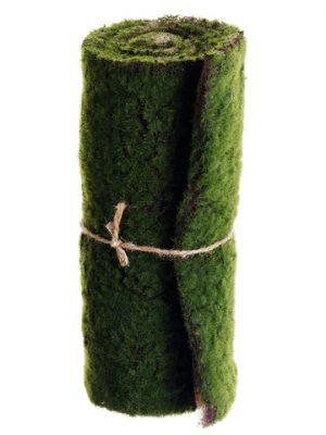 "11.8""W x 39.3""L Moss Sheet Green"