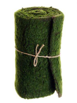 "11.8""W x 78.7""L Moss Sheet Green"