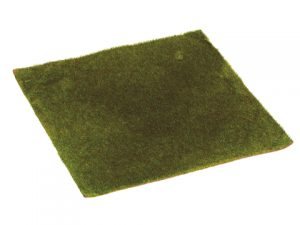 "14""W x 14""L Square Moss Sheet Green"