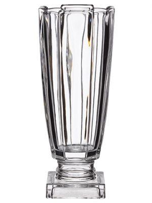 "13.75""H x 5.75""D Glass Vase Clear"