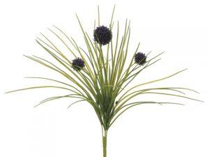 """18"""" Allium Bush Purple"""