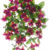 "20"" Fuchsia Hanging BusH x 13 Violet Red"
