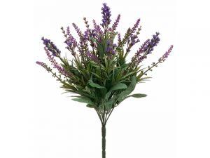 """15.5"""" Lavender Bush Purple"""