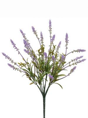 "16.75"" Lavender BusH x 9 Lavender"