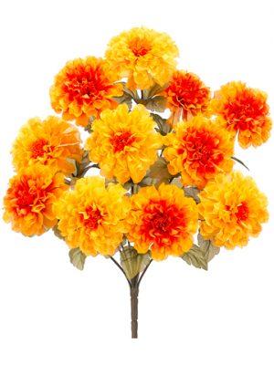 """17.5"""" Marigold BusH x 11 Yellow Gold"""