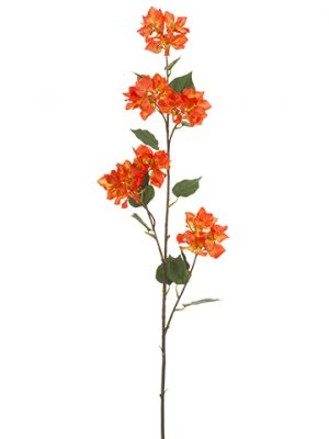 "48"" Bougainvillea Spray Coral"