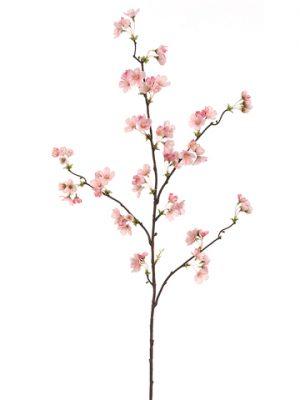 "36"" Quince Blossom Spray Pink"