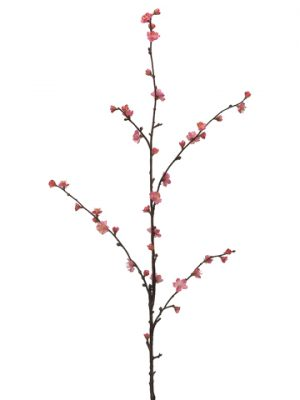 "46.4"" Plum Blossom Spray Pink"