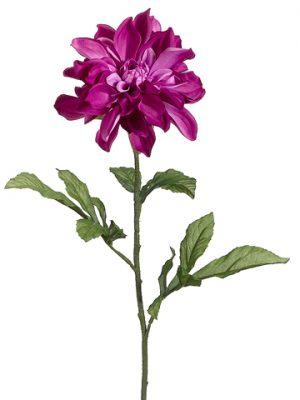 """29"""" Dahlia Spray Violet"""