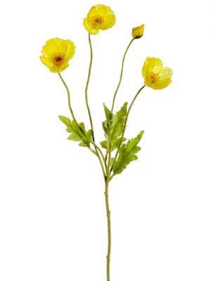 "23.6"" Poppy Spray Yellow"