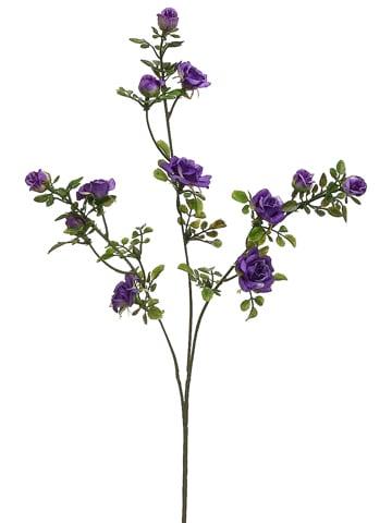 "25.5"" Rose Spray Two Tone Purple"