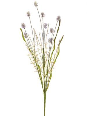 "26"" Thistle Spray Lavender"