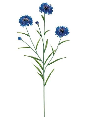 """25.5"""" Cornflower Spray Blue"""
