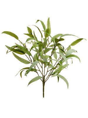 "22"" Eucalyptus BusH x 7 Green Gray"