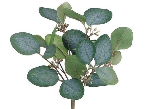 """10"""" Eucalyptus Bush Green Gray"""