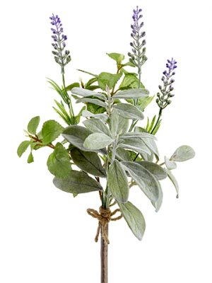 "14"" Herb Garden/LavenderBundleGreen Lavender"