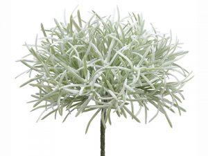 """9"""" Lavender Leaf Bush Light Green"""
