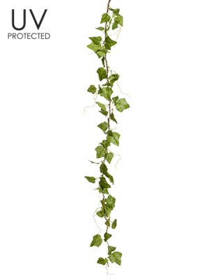 "56"" Ivy Garland Green"