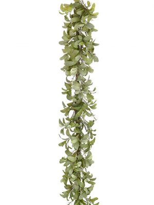 6' Lamb'sear/Rosemary Garland Green