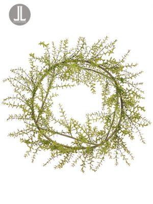 """28"""" Myrtle Wreath Green"""