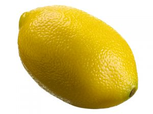 "3"" Weighted Lemon Yellow"