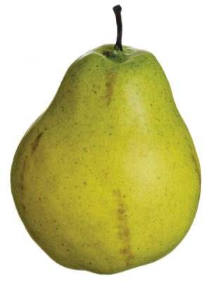 """3.5"""" Weighted Pear Green"""