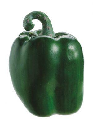 """3.5"""" Weighted Bell Pepper Green"""