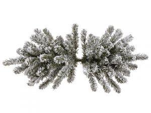 "30"" Snowy Balsam Pine Swagx72Snow"