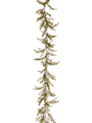 6' Balsam Fir Garland Green
