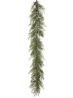 "68"" Cedar/Juniper Garland Green"
